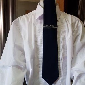 Nautica Navy blue Tie